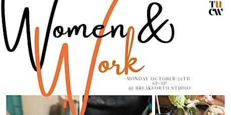 Women & Work Event tickets