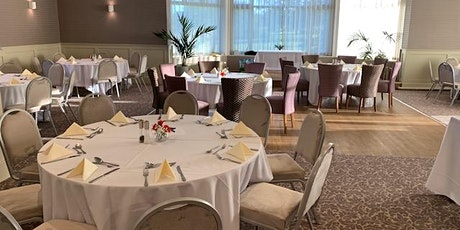 Warrington business breakfast at Warrington Golf Club tickets