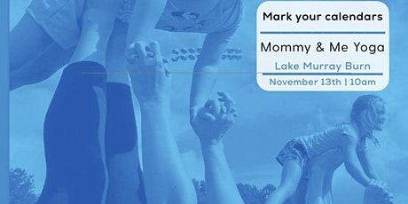 Mommy & Me Yoga: Animal Poses | Burn Boot Camp Lake Murray tickets