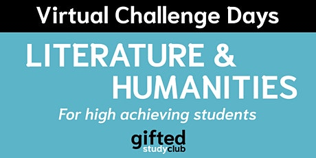 Academic Challenge Day: Literature & Humanities for High Achievers - Nov 14 Tickets