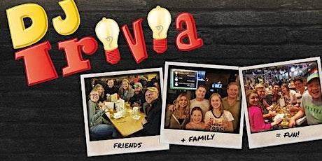 Plaza Bar & Kitchen's Trivia Night with DJ Trivia! Every Thursday! tickets