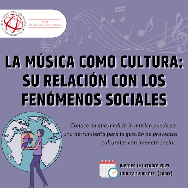 Imagen de La Música como cultura: su relación con los fenómenos sociales