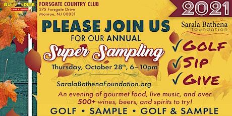 2021 Annual Super Sampling Sponsors tickets