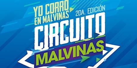 Circuito Malvinas 2021 entradas