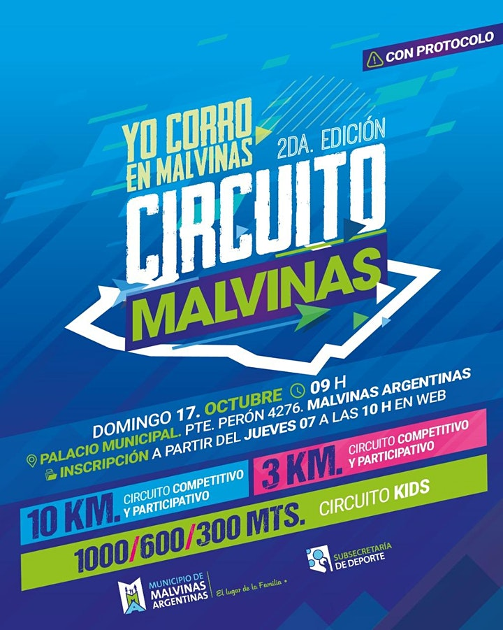 Imagen de Circuito Malvinas 2021