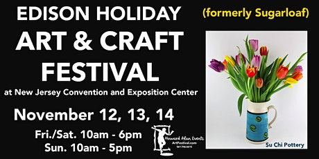 Edison Holiday Art & Craft Festival (Indoor) Formerly Sugarloaf tickets