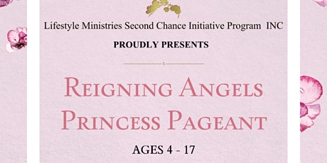 Reigning Angels Princess Pageant tickets