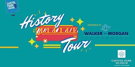 Scotlandville History Bus Tour tickets