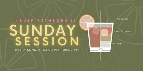 Sunday Session, But First Negroni! tickets
