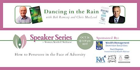Speaker Series - Dancing in the Rain tickets