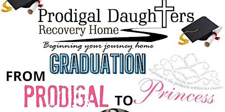 Prodigal Daughters Graduation tickets