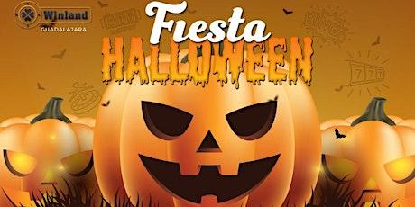 Fiesta Halloween boletos
