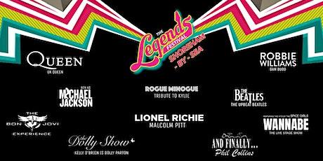 The Legends Festival  - Adur Recreation Ground, Shoreham-By-Sea tickets