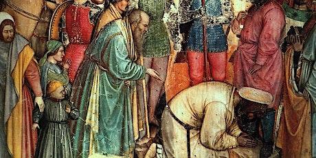 VISITA GUIDATA | Giotto e i giotteschi al Santo (2) biglietti