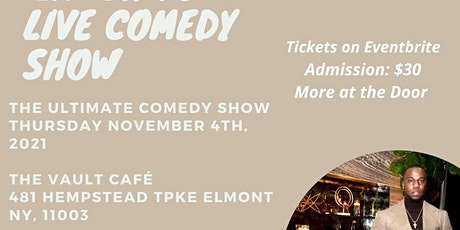 Laugh to Live Comedy Show tickets