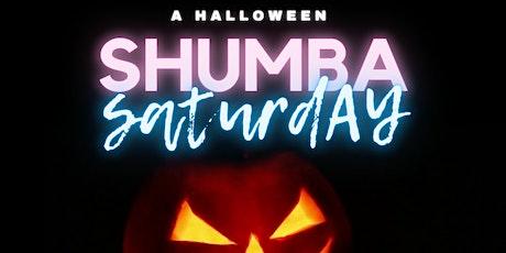 Shumba Saturday's  (Halloween Special) tickets