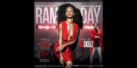 'RAM DAY' 12th Annual/WSSU HOMECOMING DAY/EVE PARTY tickets
