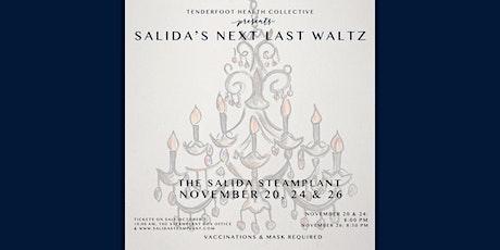 Salida's Next Last Waltz tickets