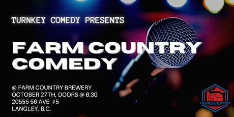 Farm Country Comedy tickets