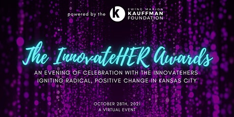 The InnovateHER Awards: Igniting Radical, Positive Change tickets