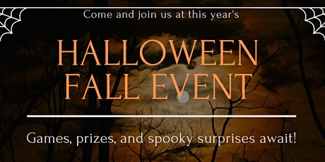 HBG Halloween Fall Festival Event & Coat Drive tickets
