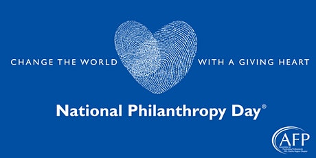 National Philanthropy Day tickets