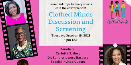 Clothed Minds Screening and Discussion (UDC) tickets