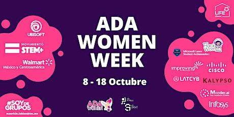Ada Women Week entradas