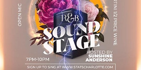 R&B Soundstage Reloaded at STATS Restaurant & Bar tickets