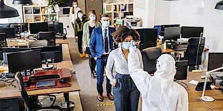 Directrices  Generales  para el Trabajo Seguro durante la pandemia(covid19) entradas