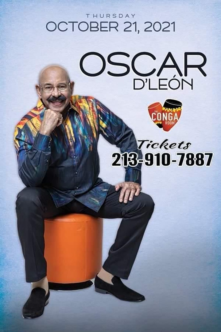 Live Oscar D' Leon Noche Salsera image