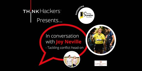 ThinkHackers- In conversation with Joy Neville- Tackling conflict head-on tickets