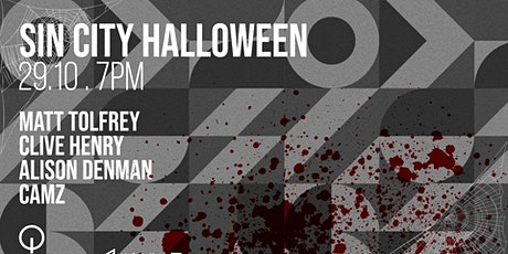 Q Shoreditch Presents Sin City's Fright Night for Halloween tickets
