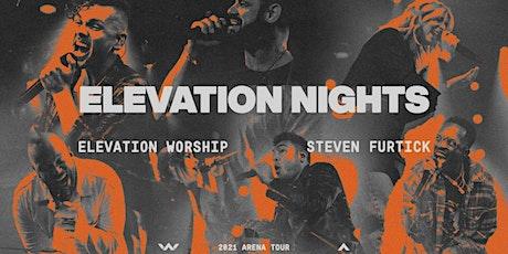 Elevation Worship - Elevation Nights Tour Volunteers - Sunrise, FL tickets
