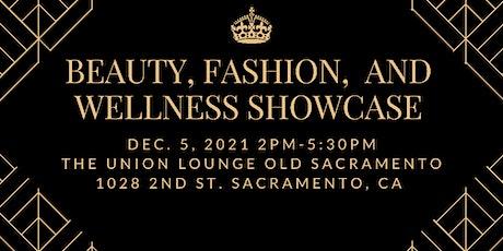 Beauty, Fashion, and Wellness show tickets