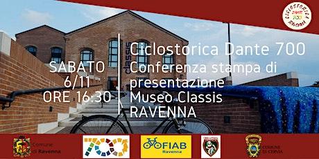 Conferenza stampa RAVENNA | Presentazione evento biglietti