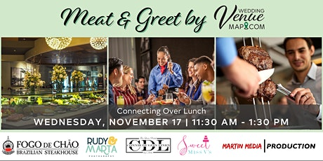 Wedding Venue Map Meat & Greet Luncheon tickets