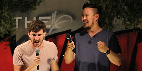 FREE STAND-UP COMEDY Show in English -  After Work - JOKE WARS #24 tickets