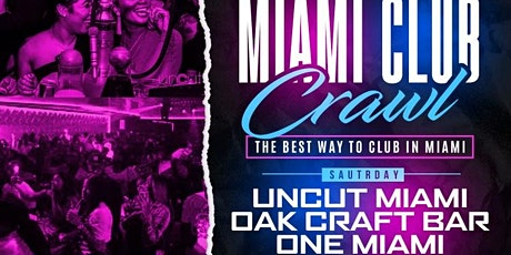 Rolling Section Miami Club Crawl tickets