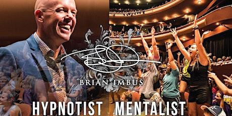 Brian Imbus- Hypnotist & Mentalist @ Off Shore tickets