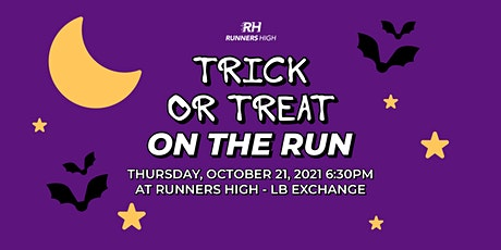 Trick or Treat on the Run  tickets
