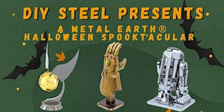 DIY Steel's Halloween Spooktacular tickets