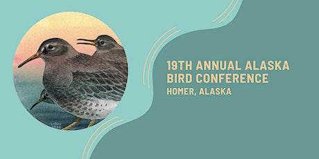 2021 Alaska Bird Conference tickets