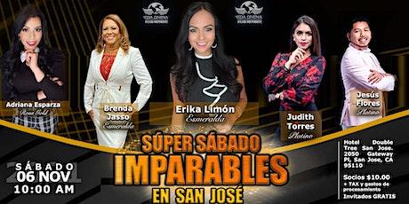 SUPER SABADO IMPARABLES NOV 2021 tickets