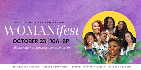 Womanifest Your Vision tickets