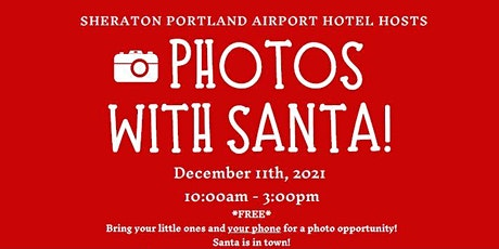 Santa is coming to....Sheraton! tickets