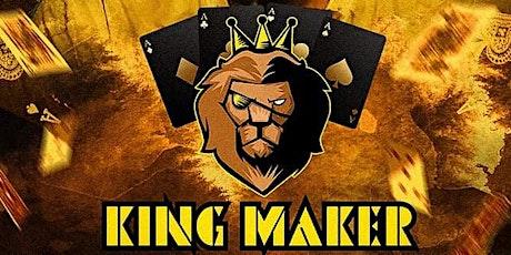 King Maker  Movie Premier tickets