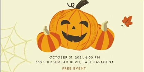 Harvest Night on Halloween tickets