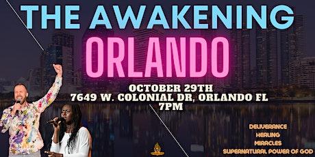The Awakening Orlando tickets