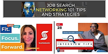 Job Search Networking: Tips for Job Seekers tickets